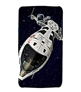 printtech Star Sky SpaceShip Back Case Cover for Samsung Galaxy J7 (2016 ) /Versions: J710F, J710FN (EMEA); J710M (LATAM); J710H (South Africa, Pakistan, Vietnam) Also known as Samsung Galaxy J7 (2016) Duos with dual-SIM card slots Asia/China model with 1080p display and 3 GB RAM