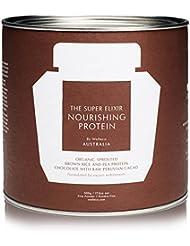 THE SUPER ELIXIR BY WELLECO Protéines Nourrissantes Cacao Tin, 500 g