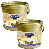 2 x 10 L Lyra Pet Pond Koi Vital Teichfutter Hauptfutter Koi Fischfutter Sticks
