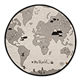 OYOY Spielteppich The World Rug