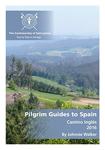 guide-to-the-camino-ingls-english-edition