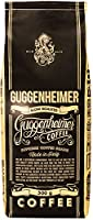 GUGGENHEIMER COFFEE, NEW in the UK and Ireland - 250g X 2 espresso coffee ground bag - extra slowly roasted - low acidity and bitterness - Roasted in Italy – suitable for stove-top espresso maker and most of automated espresso makers- perfect choice for e