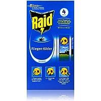 Preisvergleich für Raid Fliegen-Köder, 4 Stück