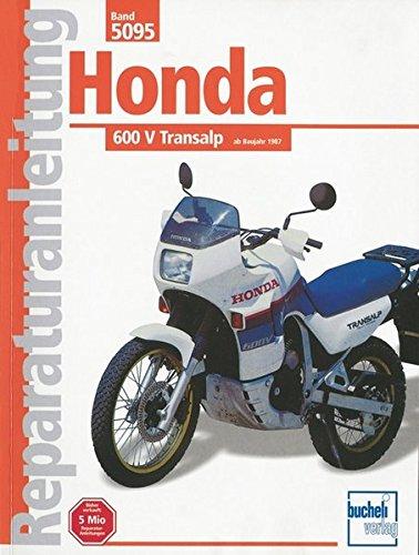 Preisvergleich Produktbild Honda 600 V Transalp (Reparaturanleitungen)