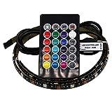 Franja De Luz En Iluminación LED RGB Decorativos Cuerdas Cuerda Vanidad Accesorios Tiras - Best Reviews Guide
