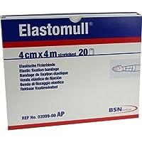 ELASTOMULL 4 cmx4 m 2099 elast.Fixierb. 20 St Binden preisvergleich bei billige-tabletten.eu