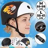 Infantastic Kinderhelm - Kopfumfang: ca. 58 bis 61 cm, inkl. Einstellrad, schlagfest, für Kinder und Jugendliche - Fahrradhelm, Kinderfahrradhelm, Fahrrad Radhelm, Helm Bike