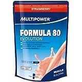 MULTIPOWER MP-10704 Formula 80 Protéines Saveur Fraise