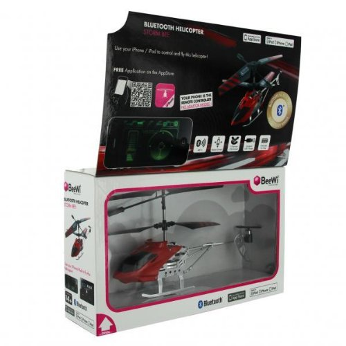 Beewi BBZ351A6 Storm BEE Wireless Helicopter BT Mobile Gadget