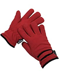 Ladies Thinsulate Insulation Winter Fleece Outdoor Gloves One Size