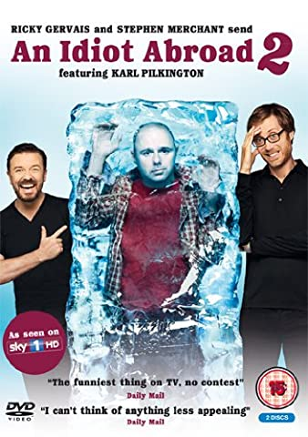 An Idiot Abroad - Series 2 [Import anglais]