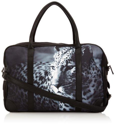 Friis & Company Photo Cheetah  1350501-000, Borsa a mano Donnahalter 50x34x20 cm (L x A x P), Multicolore (Mehrfarbig (As Is)), 50x34x20 cm (L x A x P)