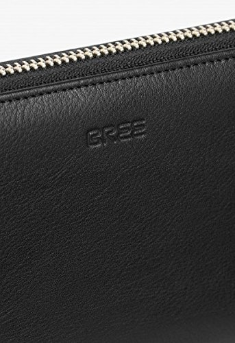 BREE, Borsa a mano donna nero black 19,5 cm x 10 cm x 2,5 cm ( B x H x T) black