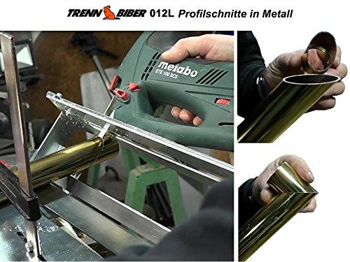 5St MG52 Sandwich Stichsägeblätter 180 mm lang für Stichsäge u Trenn-Biber 012P - 7