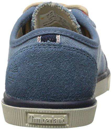 Timberland Blu ragazzino Sneaker Glastenbury Denim Moda rzYqwrCA