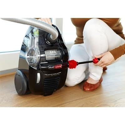 aeg asc 69fd2 beutelloser bodenstaubsauger 2100 watt cyclone technologie hepa. Black Bedroom Furniture Sets. Home Design Ideas