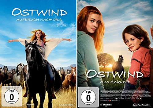Ostwind 3 - Aufbruch nach Ora + Ostwind 4 - Aris Ankunft