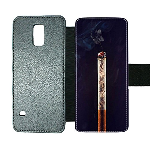Plastic For Galaxy Note 4 Beautify Shell Womon Design No Smoking (Galaxy Note 4 Louis Vuitton)