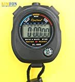 #4: Anytime XL-009 Digital Chronograph Sports Stopwatch handheld Counter timer water resist 1 row 2 memories
