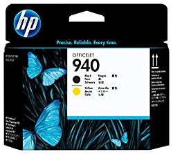 Hp 940 Black & Yellow Original Printhead (4900a)