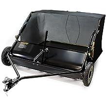 Césped Barredora para segadora con 120cm ancho de trabajo y 266x Neumáticos de Goma 60,3cm