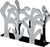 Alessi - ESI03 - Mediterraneo Portatovaglioli di carta in acciaio inossidabile 18/10 lucido.