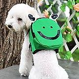 My only friend Haustier Reizende hübsche schöne Art und Weise bequemer 7035 Haustier-eigener Rucksack-Segeltuch-Beutel-Netter Muster-Rucksack klein, Größe: 15 * 14cm Bequem (Artikelnummer : Hc6986g)