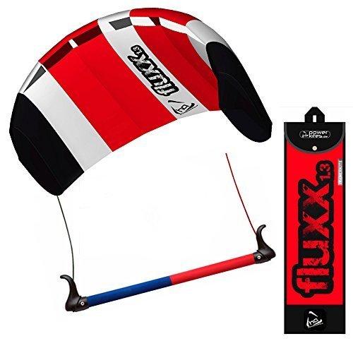 HQ Fluxx 1.3 Trainer Kite Kiteboarding Foil Power Surf Kitesurf Beach Beginner ! by ATB