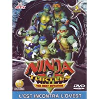 Ninja turtles - The next mutation - L'est incontra l'ovest Volume 01