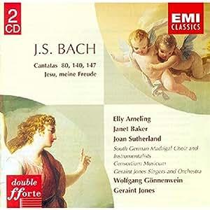 Kantaten BWV147, 140, 80 / Motette BWV 227