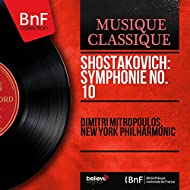 Shostakovich: Symphonie No. 10 (Mono Version)
