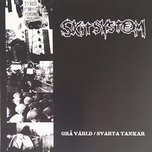 Skitsystem: Gra Värld/Svarta Tankar (Audio CD)