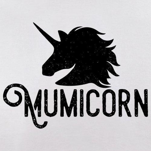 Mumicorn - Damen T-Shirt - 14 Farben Weiß