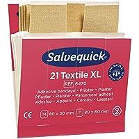 CEDERROTH Salvequick PflasterNachfüllpackung, extra groß preisvergleich bei billige-tabletten.eu