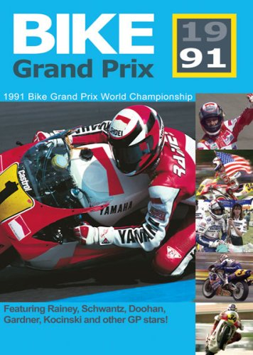 Preisvergleich Produktbild 1991 Bike Grand Prix World Championship