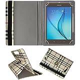 Fastway Rotating 360° Leather Flip Case Samsung Galaxy Tab A SM-T355Y-Cream