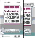 Image de Taschenbuch für Heizung + Klimatechnik 11/12