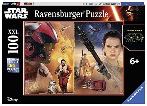 Unbekannt Ravensburger 10587 Star Wars Episode Vii XXL Jigsaw Puzzle (100-piece)