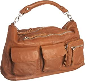 Jost Unisex Adult Elements 3920-003 Handbags With Straps Brown Large