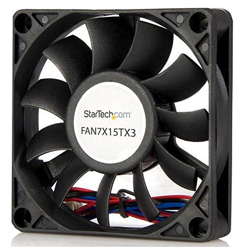 Startech.com FAN7X15TX3 - Ventilador para caja de ordenador (70 x 15 mm),...