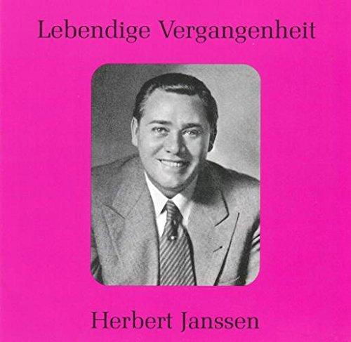 Lebendige Vergangenheit - Herbert Janssen
