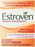 Estroven Weight Management 60 Count
