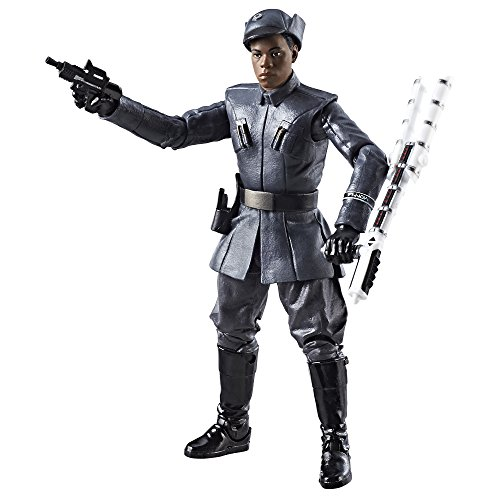 Star Wars The Black Series Episode 8 Finn (Erste Bestellung Disguise), - Star Wars Rebel Fighter Kostüm