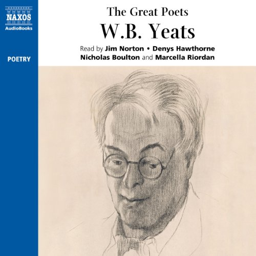 The Great Poets: W. B. Yeats  Audiolibri