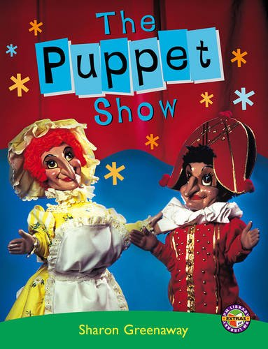 PM Emerald Non Fiction Extras Set (6): The Puppet Show PM Extras Emerald Non Fiction