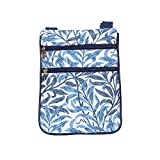 Signare Porte-monnaie Tapestry Wallet Acrossbody Travel Document Bag (Willow Bough)