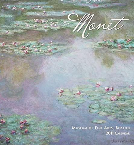 Claude Monet 2011 Wall Calendar by Museum of Fine Arts (2010-07-30)