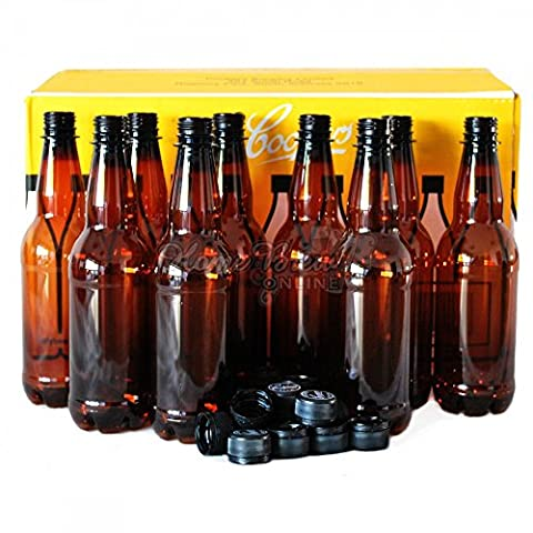 Coopers PET Bottles 500ml (48