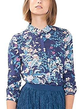 ESPRIT Collection Damen Bluse 086eo1f001