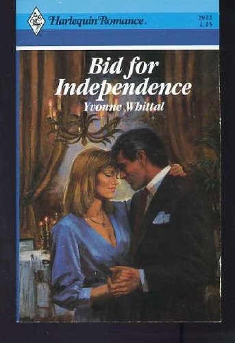 Bid for Independence (Harlequin Romance)